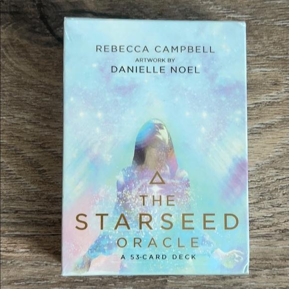 Starseed Oracle 53 Card Deck